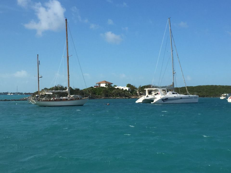 Reliant 41 in Georgetown, Great Exuma, Bahamas